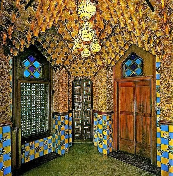 Resultado de imagen de casa vicens barcelona