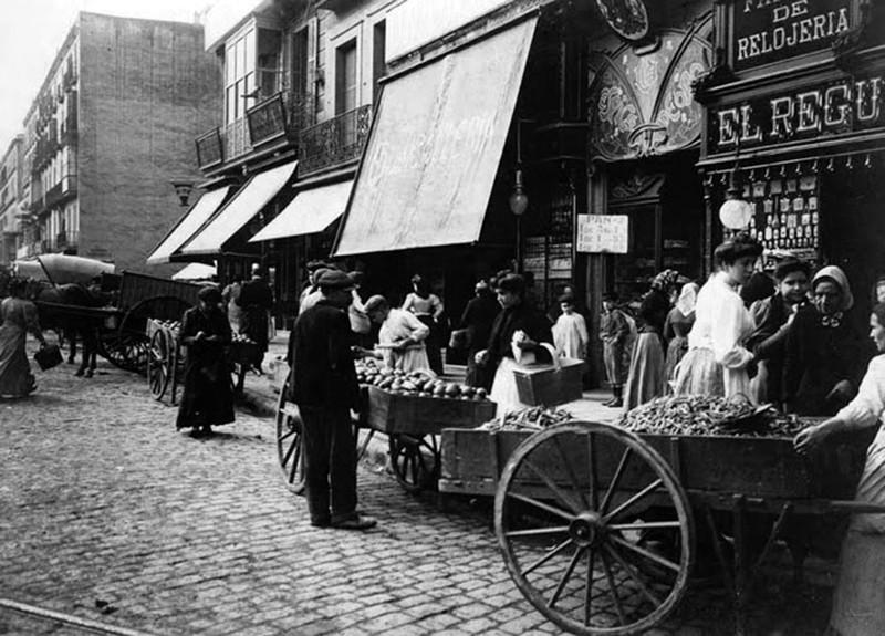 Mercado de san jos mercat de sant josep la boqueria - Calle boqueria barcelona ...