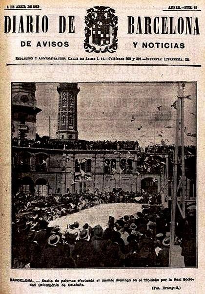 """Resultado de imagen de diario de barcelona"""""""